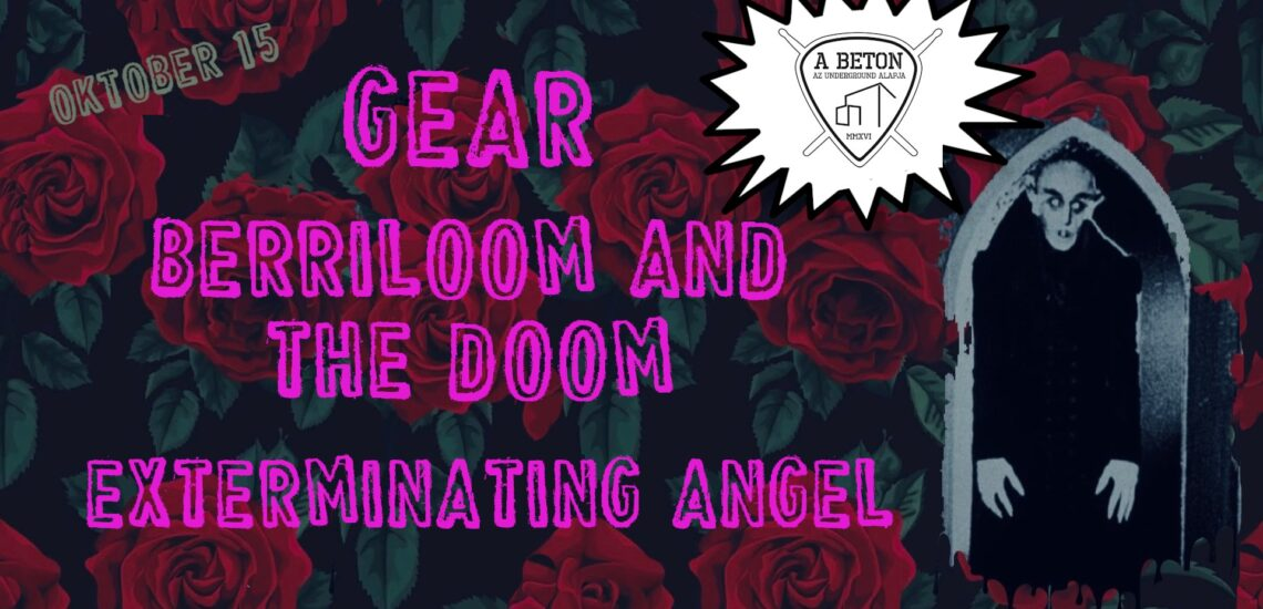 Gear-Berriloom and the Doom-Exterminating Angel # A Beton